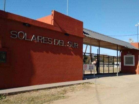 VENDO LOTE 400 M2 , US 15.000,BARRIO CERRADO, SOLARES DEL SUR , CORDOBA ,TERRENO