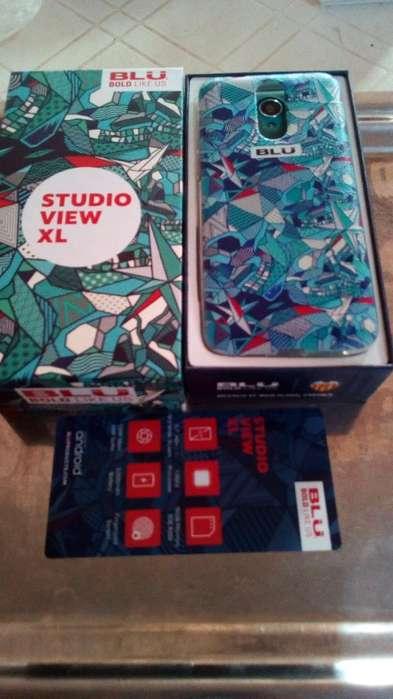 Vendo Blue Studio View Xl Nuevo en Caja