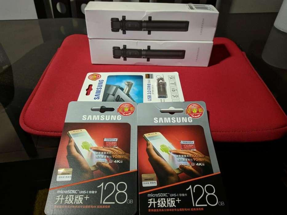 Micro Sd Samsung Clase10 128gb