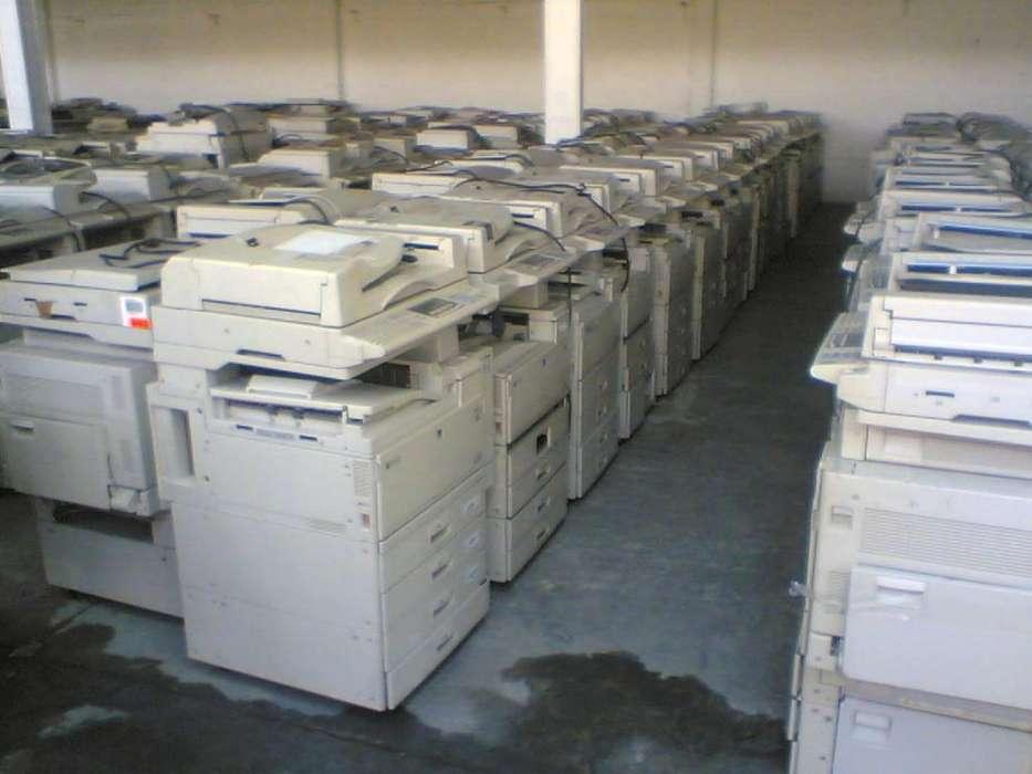 Fotocopiadora Laser Ricoh Importadas en remate
