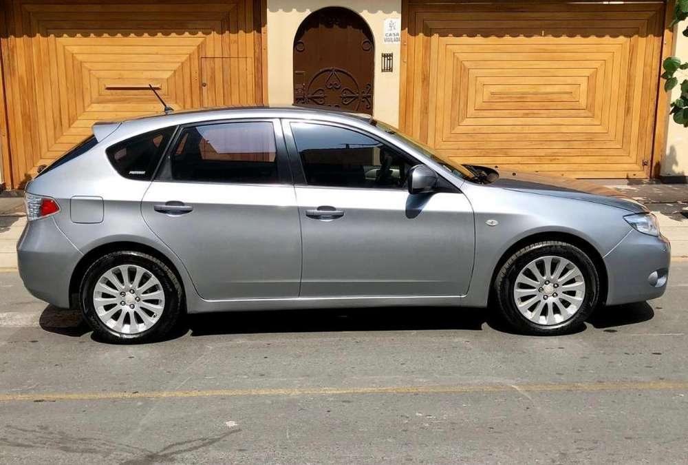 Subaru Impreza 2008 - 115000 km