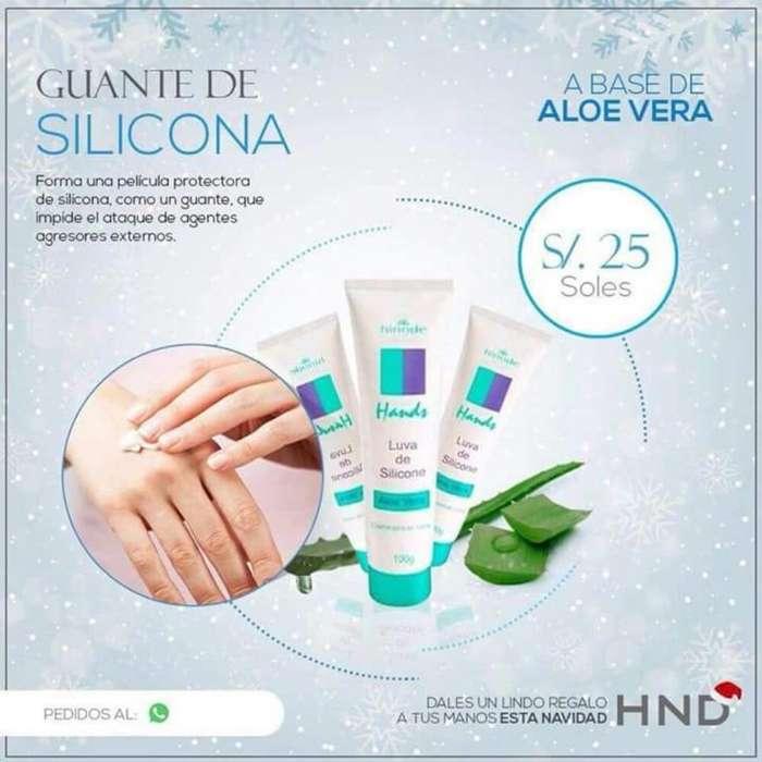 Hands(guantes de Silicona)