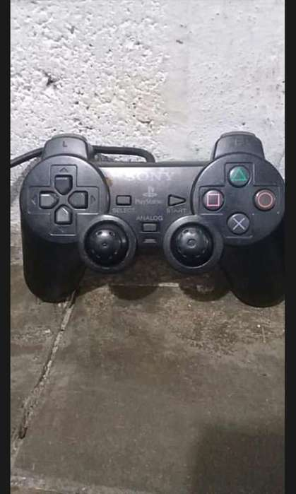 Controles de Play Station 2