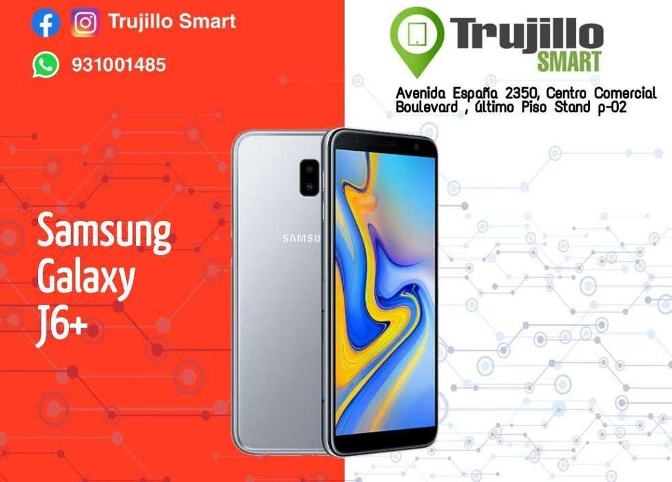 Samsung Galaxy J6 Plus 32 Gb Sellado.
