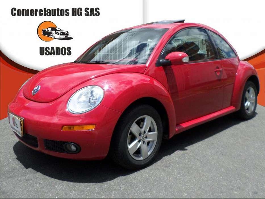 Volkswagen New Beetle 2008 - 72000 km