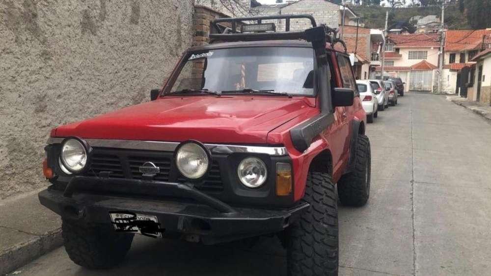 Nissan Patrol  1991 - 150000 km