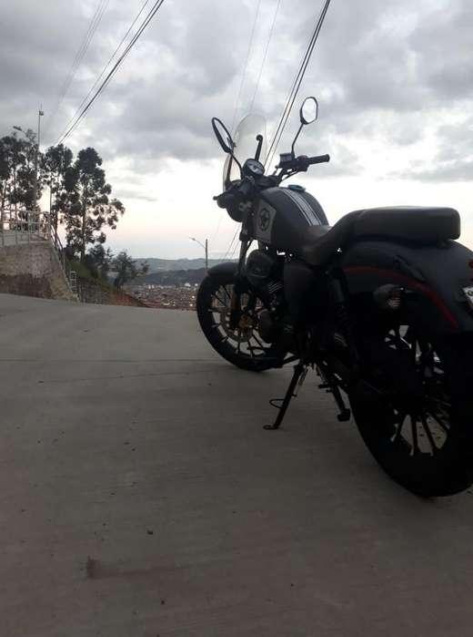 Moto Axxo <strong>nueva</strong> 200 cc
