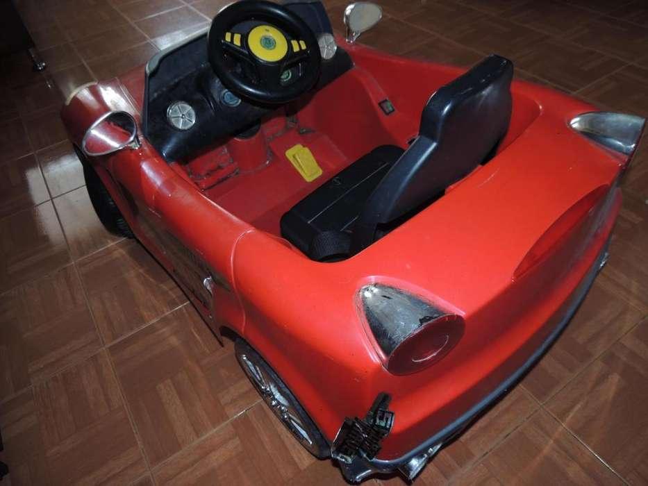 Carro de juguete Eléctrico