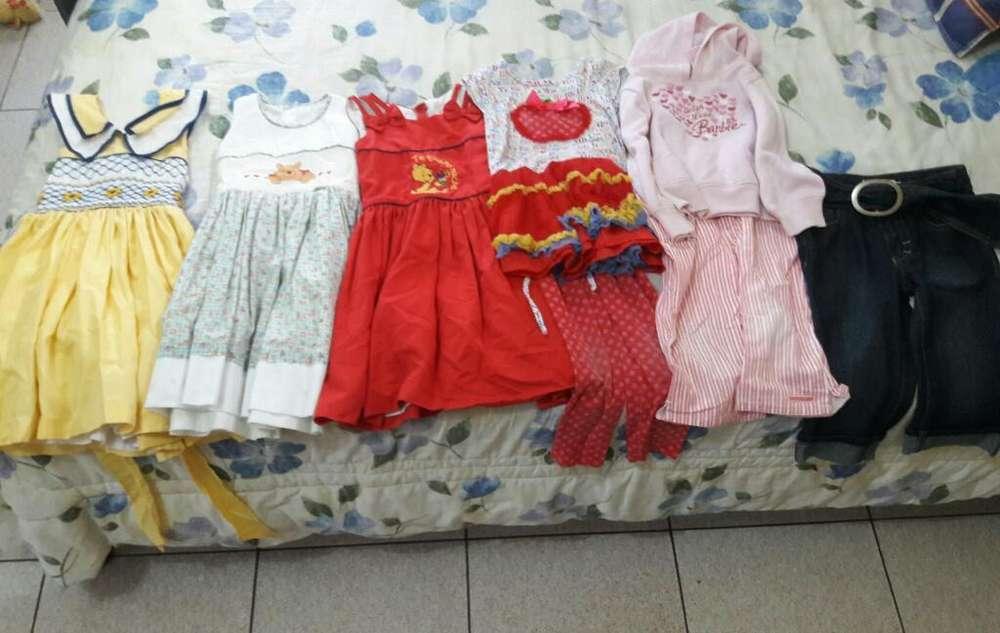 <strong>ropa</strong> de Niña 4-5 Años