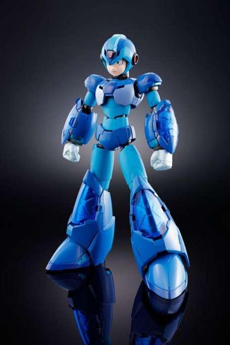 Chogokin Giga Megaman X Japones