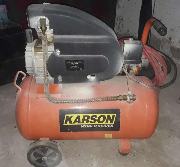 Vende Compresor Karson 50 Lt