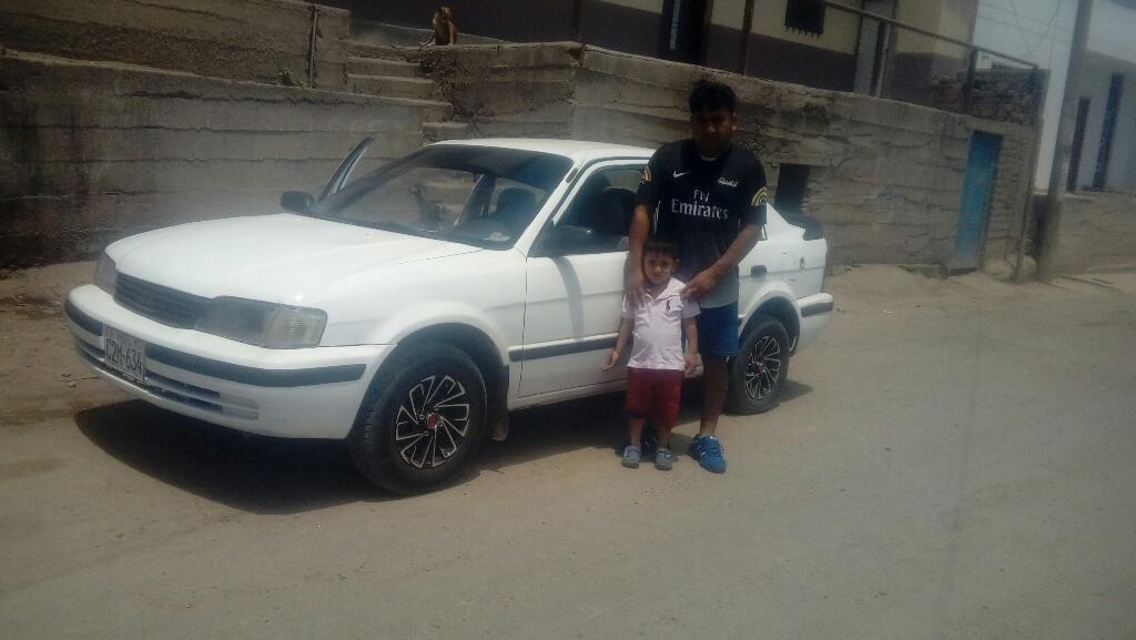 Vendo Mi Auto Toyota