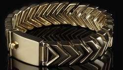 Ganga micrograbado fotos en joyas acero recubiertas oro 18K (personalizadas) mayor y detal.