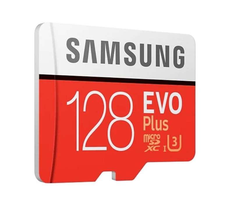 Micro Sd Samsung 128gb U3 V30 Microsd