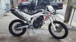 Moto Corven Txr 250 L. Único Dueño