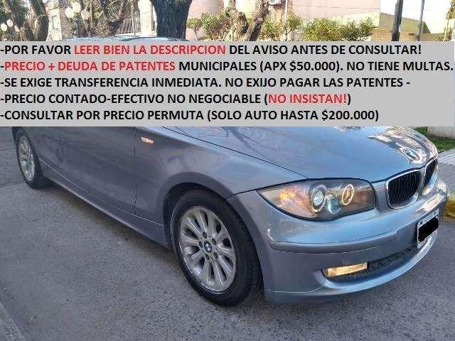 BMW Série 1 2006 - 129000 km