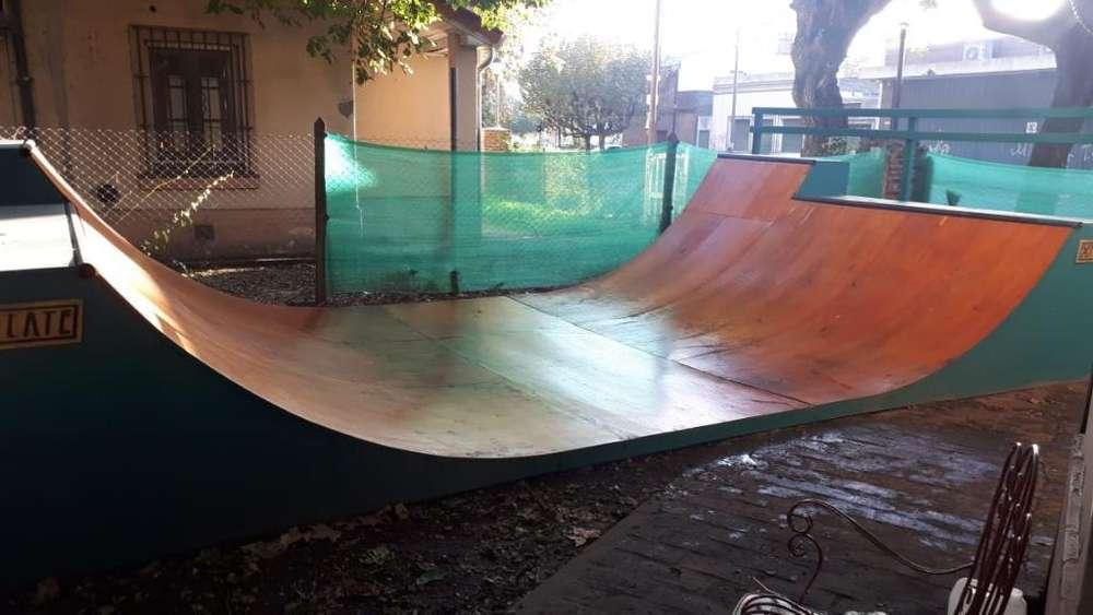 Miniramp Skate