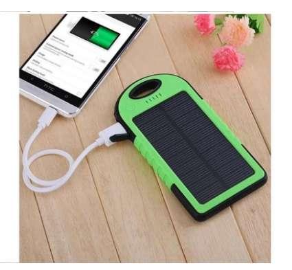 Cargador Power Bank Panel Solar 12000mah <strong>bateria</strong> Externa