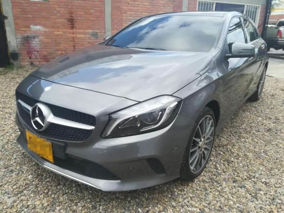 <strong>mercedes-benz</strong> Clase A 2017 - 10350 km