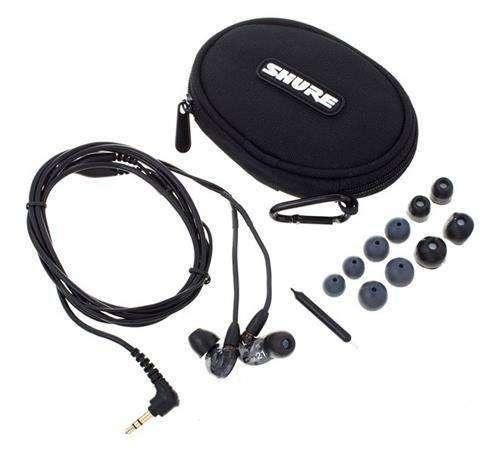 Audífonos Shure SE 215-K.