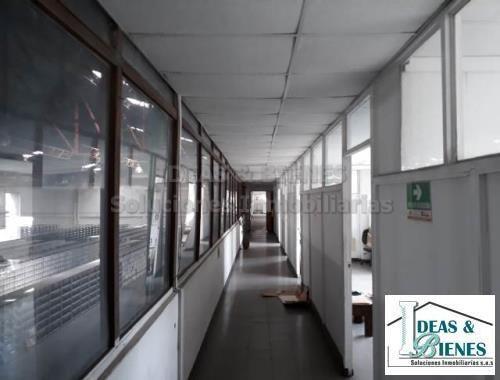 Bodega Industrial Para Arriendo En Itagüi: Código 887799