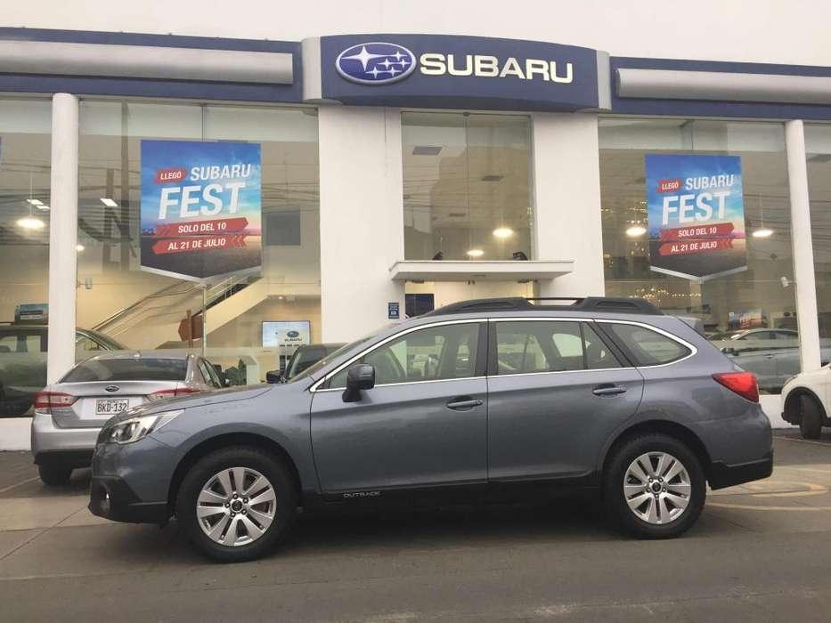 Subaru Outback 2016 - 49000 km