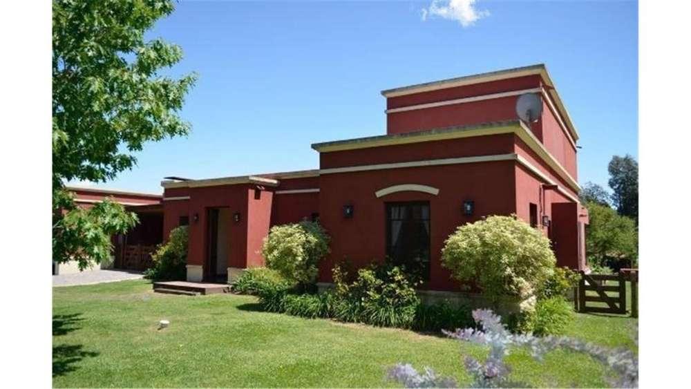 Casa Alq.temp Altos De Manzanares - Vm Martignone Lote / N 0 - 85.000 - Casa Alquiler temporario