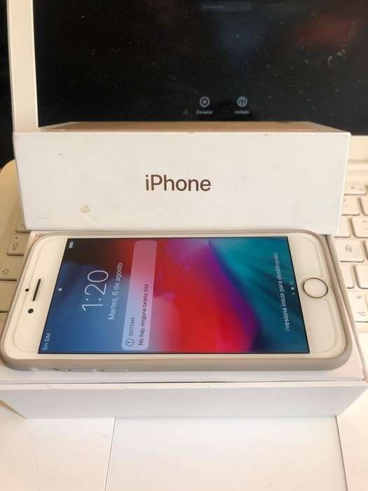 Ganga iPhone 7 32Gb Dorado Excelente