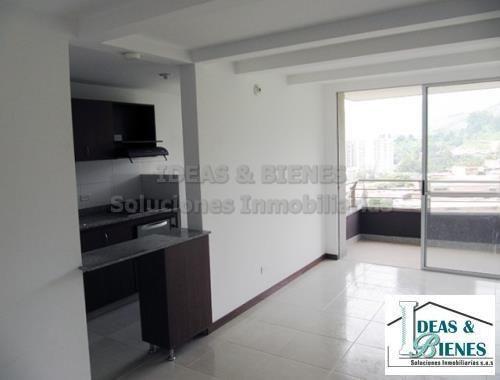 Apartamento En Venta Itagüi Sector El Porvenir: Código 891693