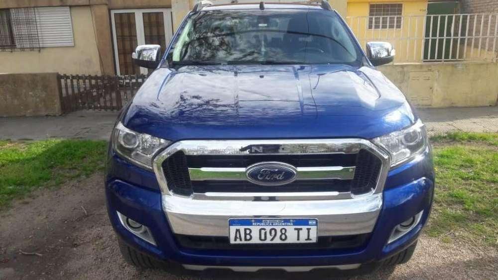 Ford Ranger 2017 - 34000 km