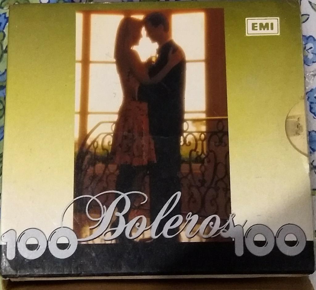 Coleccion Boleros 35.000