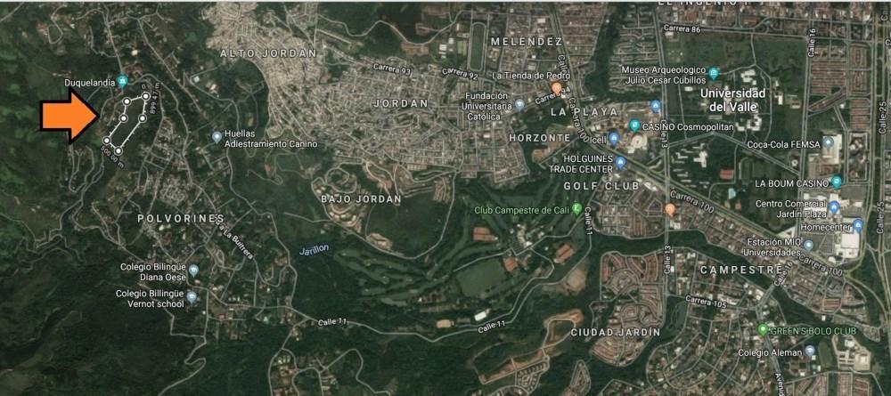 INMENSO LOTE CORREGIMIENTO LA BUITRERA SUR DE CALI ATRAVESADO POR LA NATURALEZA A TAN SOLO 12 MINUTO 55-00337