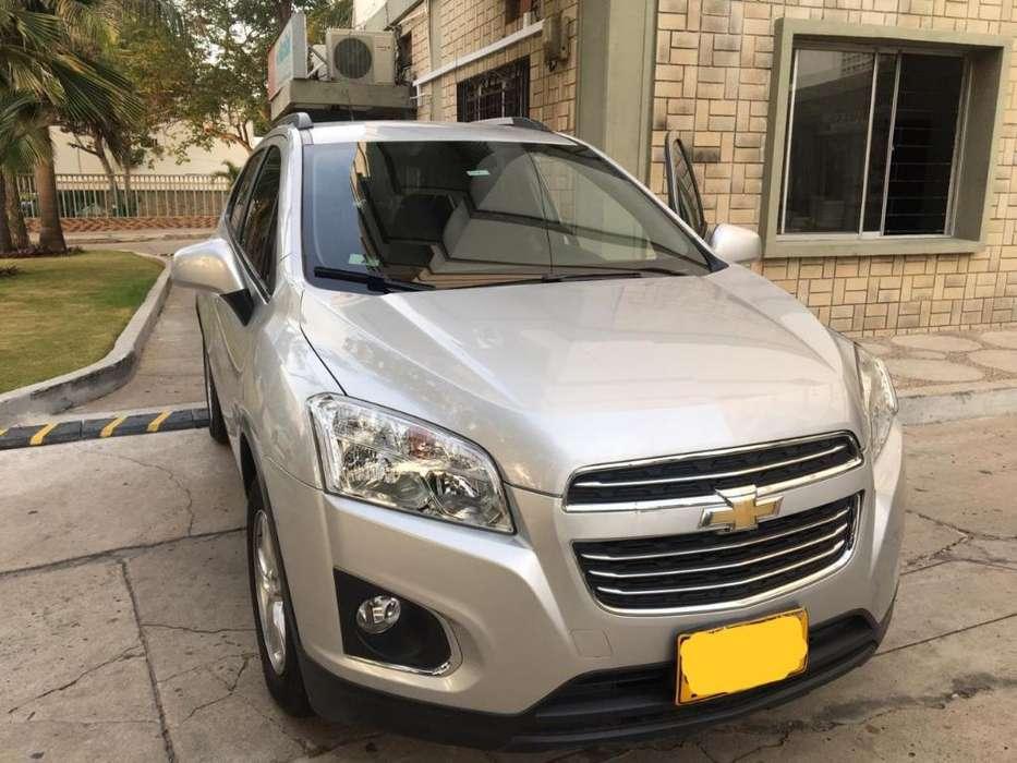 Chevrolet Tracker 2017 - 28000 km