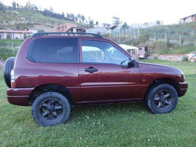 Chevrolet Grand Vitara 2006 - 151000 km