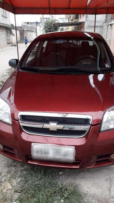 Chevrolet Aveo 2010 - 204000 km