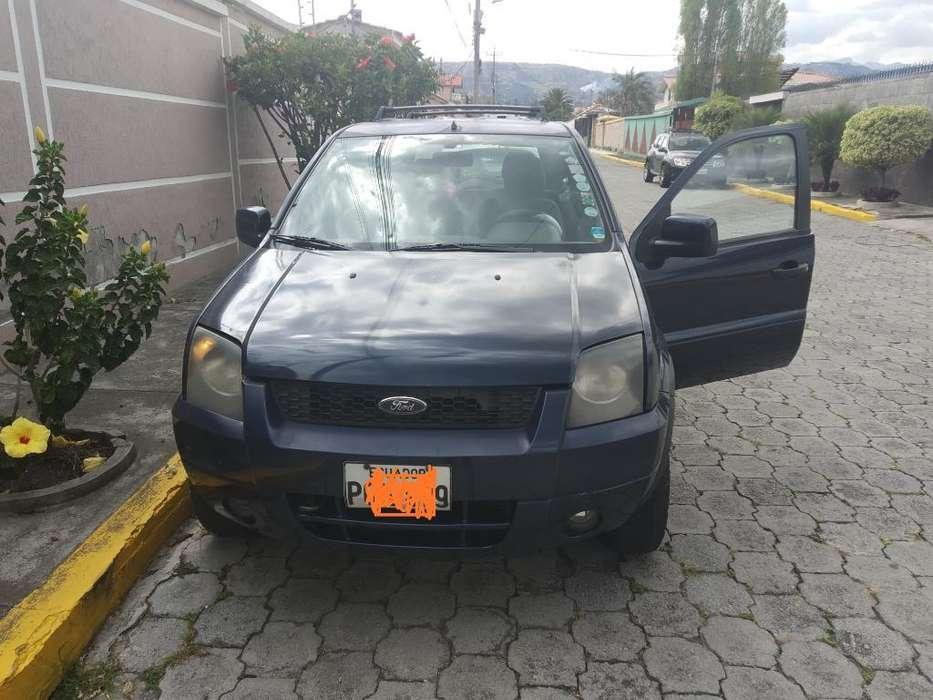 Ford Ecosport 2007 - 187000 km