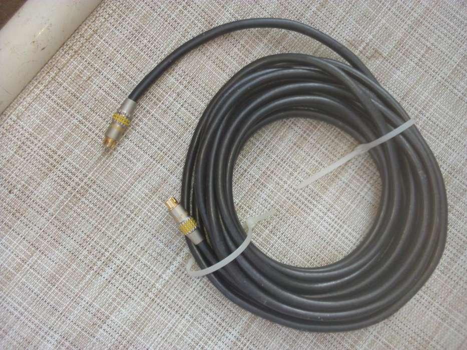 Cable de S-video de Investigación Acústi