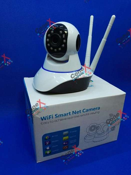 Camara Wifi Visualizable por Celular
