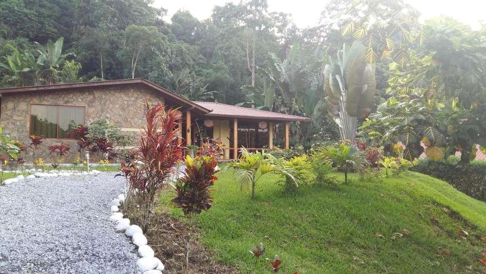 hermosa casa de campo cerca de Quito ideal para relajarce