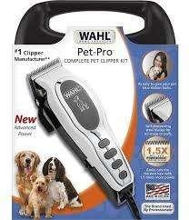 Maquina Peluquera, Peluquería Canina Wahl Pet-pro Perros