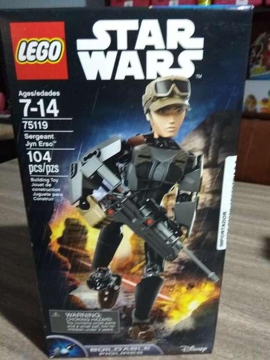 Lego Varios Modelos Star Wars Episodio
