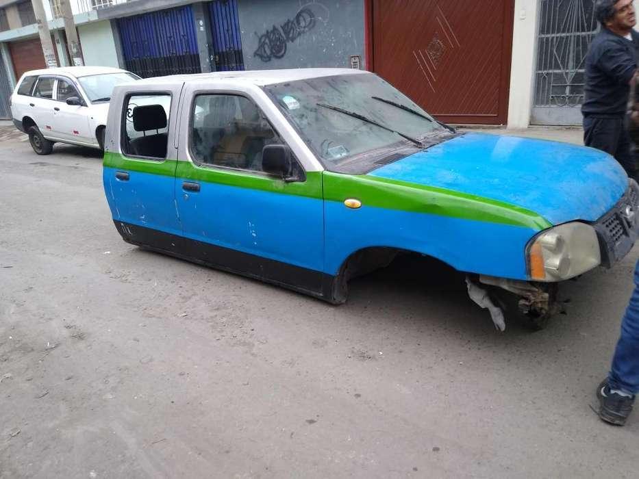 Cabina Nissan Frontier