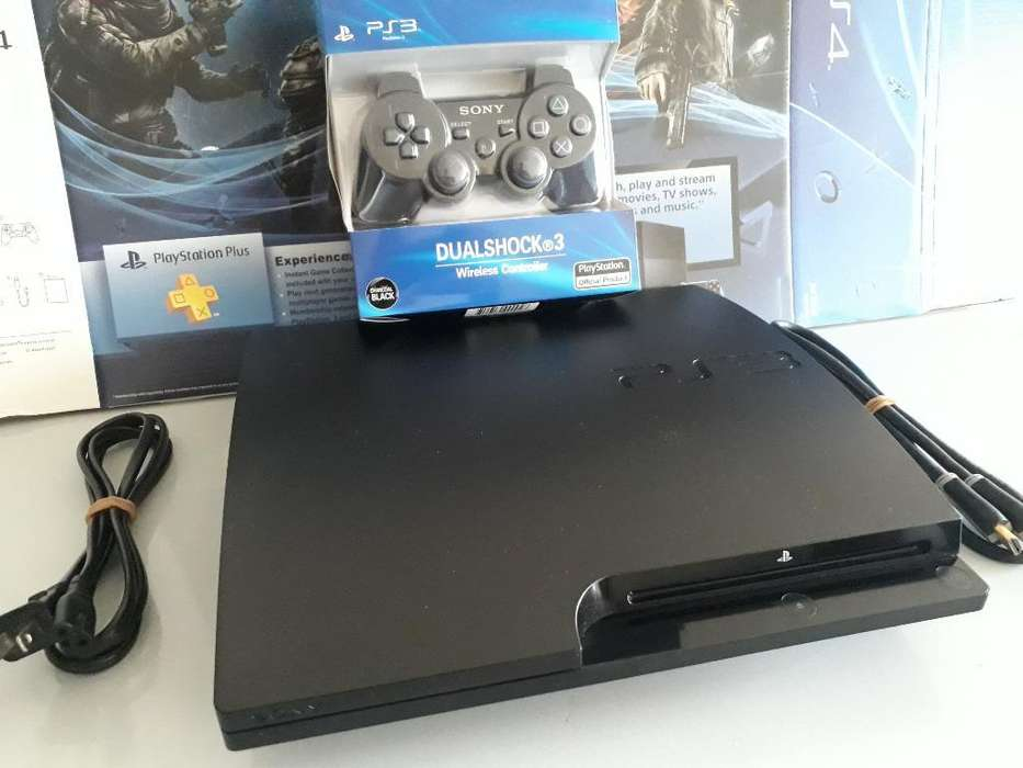 Play 3 Slim 160 Gb Garantia 3 Meses