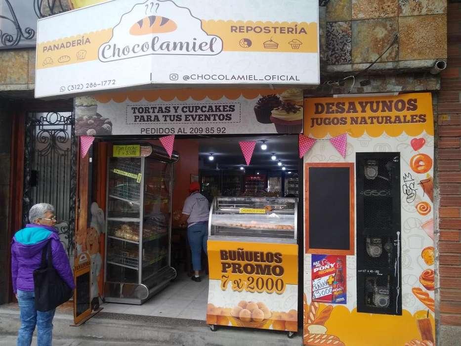 VENDO <strong>panaderia</strong> Y REPOSTERIA 100% ACREDITADA NEGOCIABLE