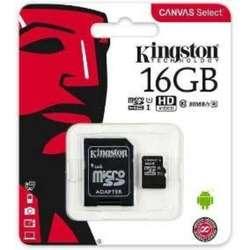 Memoria Sd 16gb / 32gb Kingston