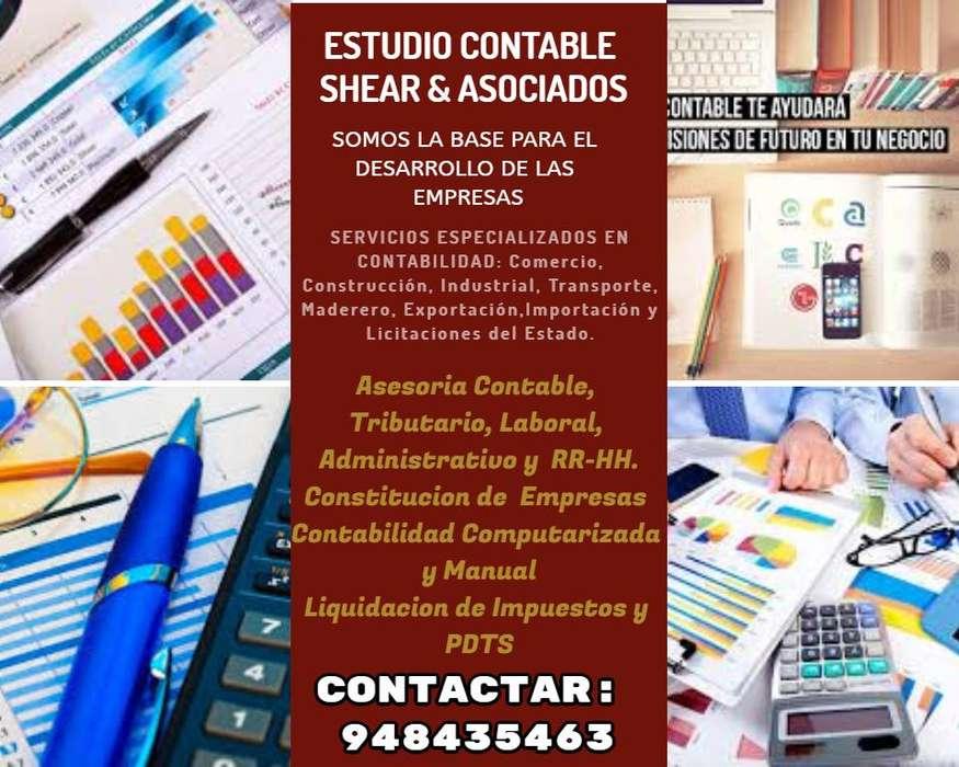 ESTUDIO CONTABLE SHEAR & ASOCIADOS