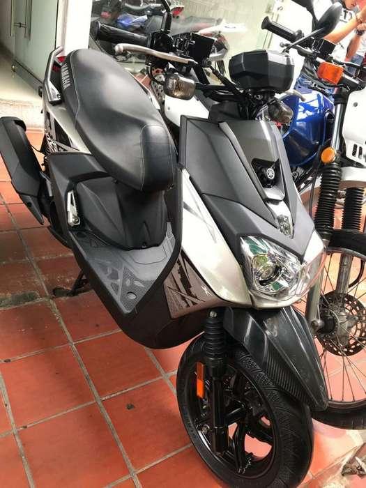 Yamaha Bws Fi 2018 Hermosa
