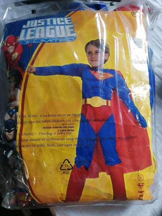 Disfraz Super Man
