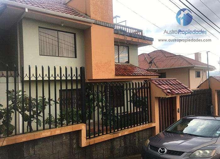 Casa en Arriendo en Cuenca Sector Entrada a Miraflores