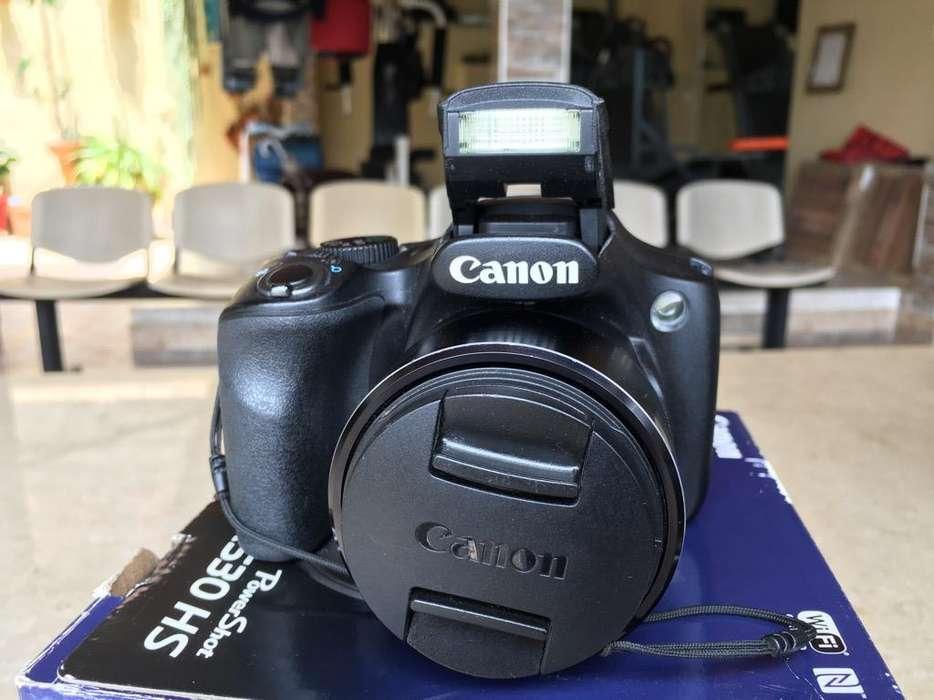 Camara Canon Powershot Sx530 Hs 16Mp
